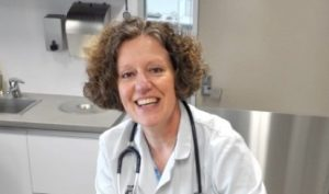 Dr Gail Anderson Channel Highway Animal Hospital